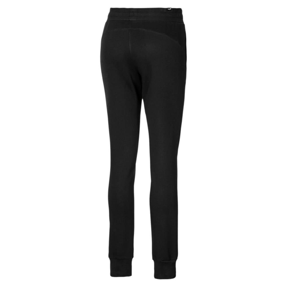 Изображение Puma Штаны ESS Sweat Pants Closed FL #2: Cotton Black