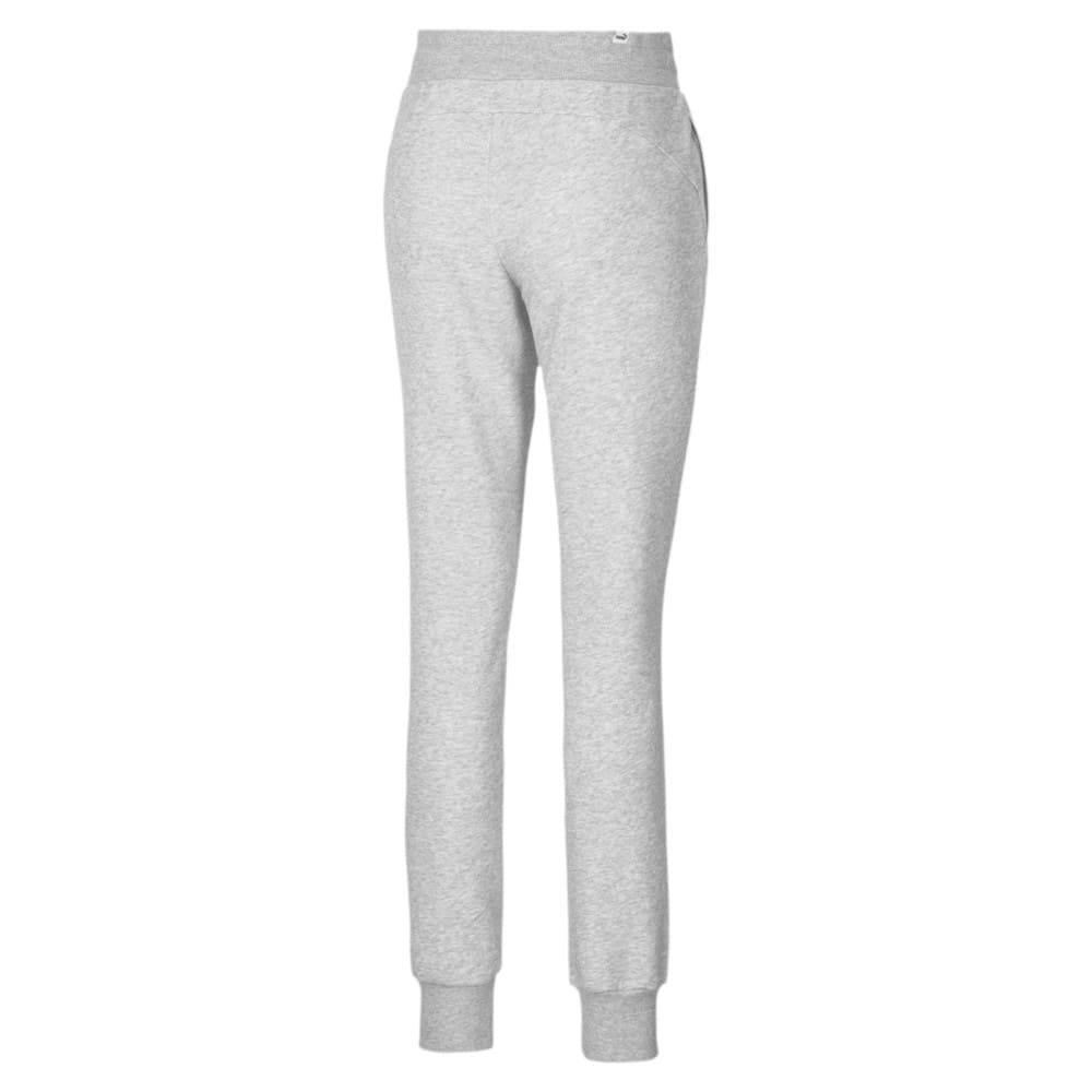 Зображення Puma Штани ESS Sweat Pants Closed FL #2: light gray heather