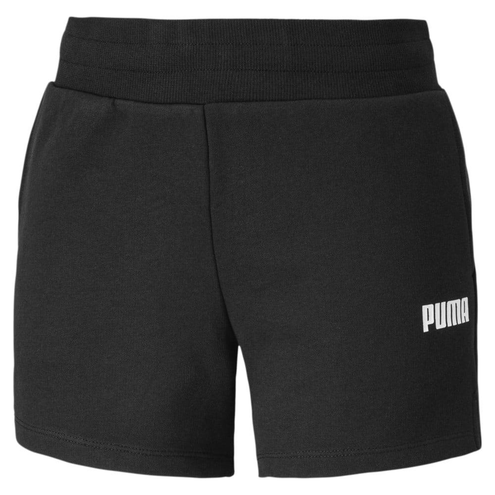 Изображение Puma Шорты ESS Sweat Shorts #1: Cotton Black