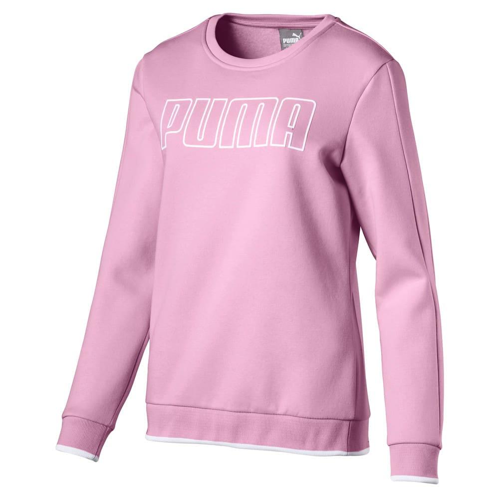 Görüntü Puma Fleece Kadın Sweatshirt #1