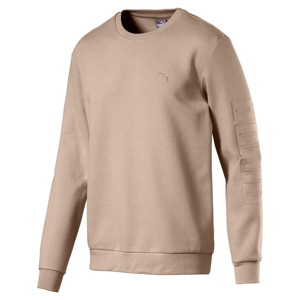 Görüntü Puma Fleece Erkek Sweatshirt #1