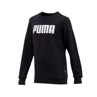 Изображение Puma Детская толстовка Boys ESS PUMA Crew Sweat FL