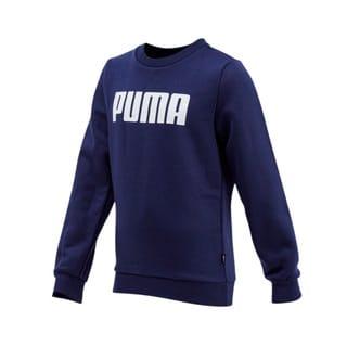 Зображення Puma Дитяча толстовка Boys ESS PUMA Crew Sweat FL