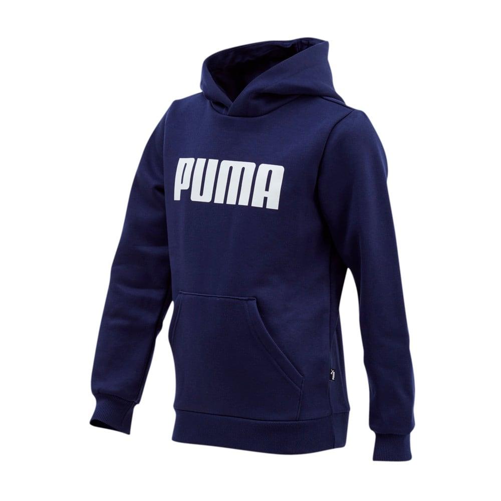 Изображение Puma Толстовка Essentials Fleece Boys' Hoodie #1