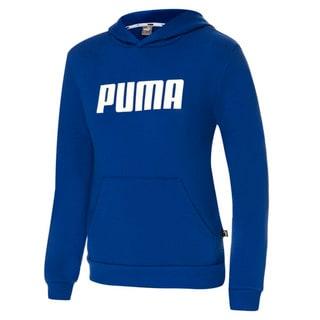 Изображение Puma Толстовка для мальчиков ESS big PUMA Hoody TR