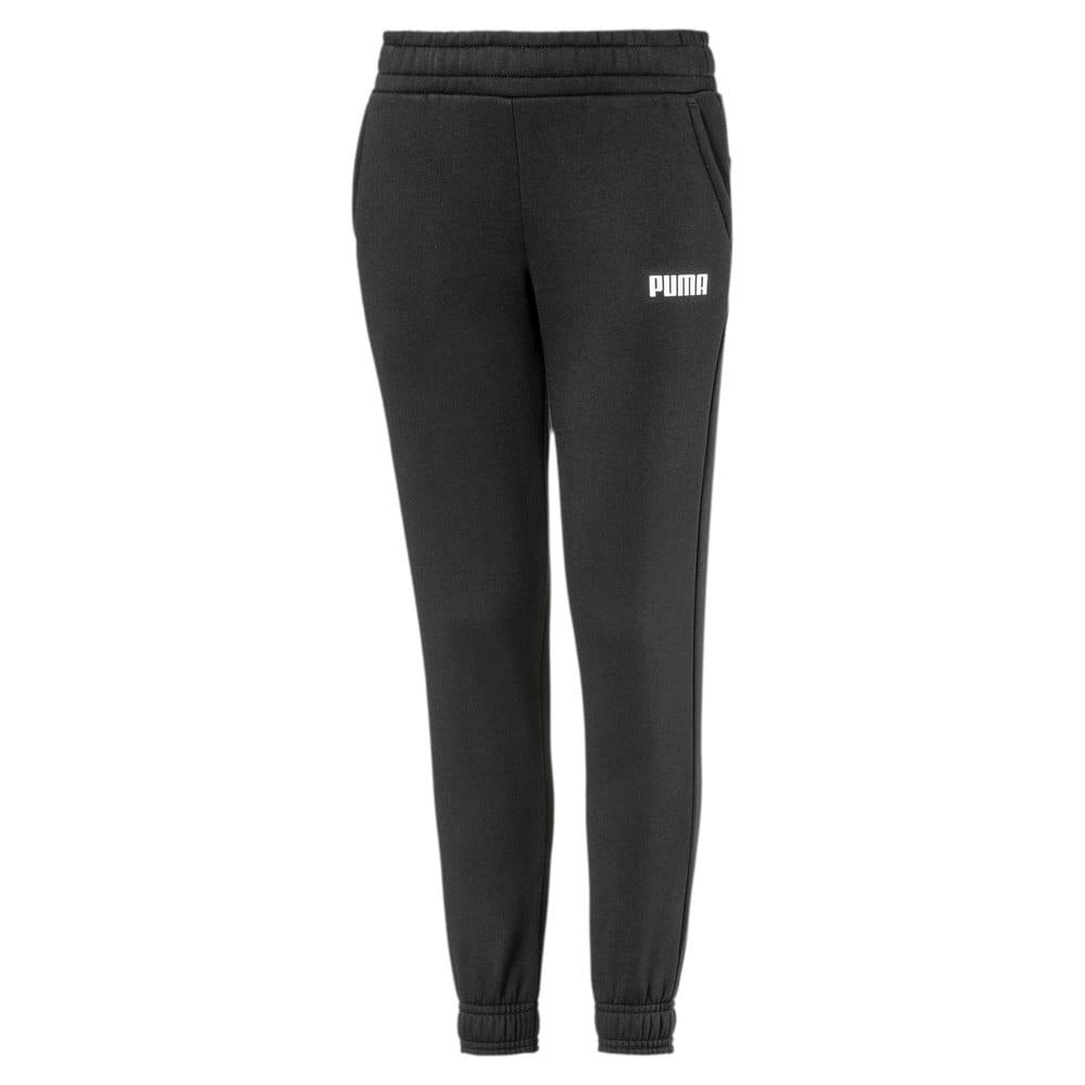 Изображение Puma Штаны Essentials Fleece Boys' Sweatpants #1