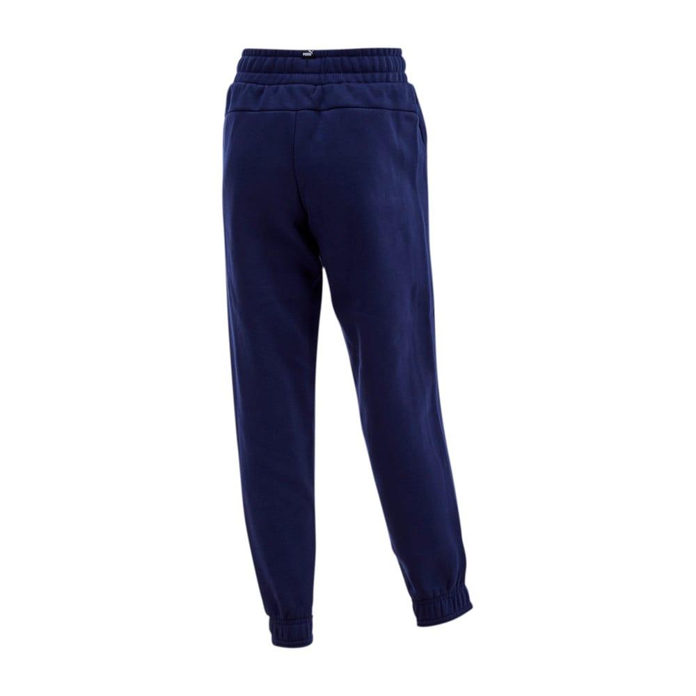 Изображение Puma Штаны Essentials Fleece Boys' Sweatpants #2