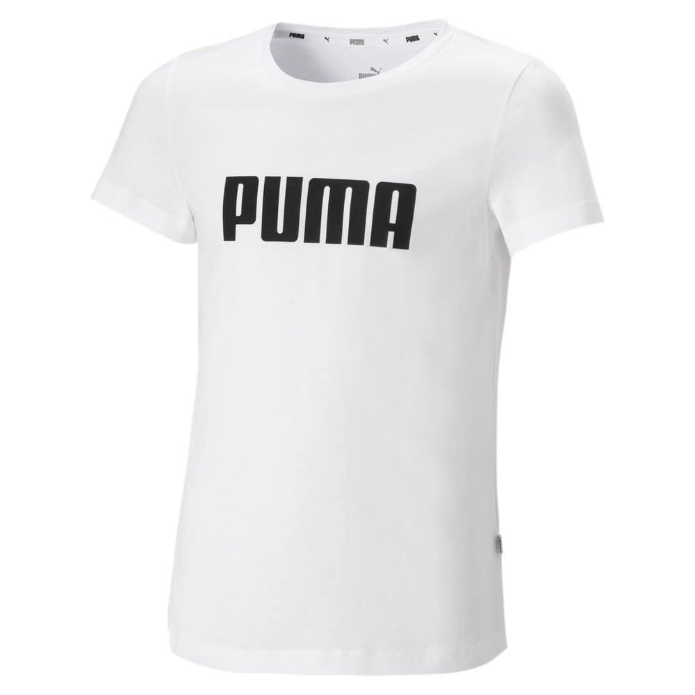 Görüntü Puma ESSENTIALS Kız Çocuk T-Shirt #1
