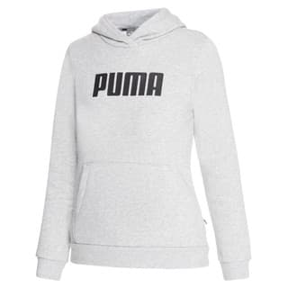 Зображення Puma Толстовка Essentials Fleece Girls' Hoodie