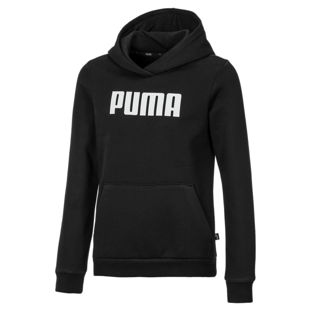 Зображення Puma Толстовка Essentials Fleece Girls' Hoodie #1