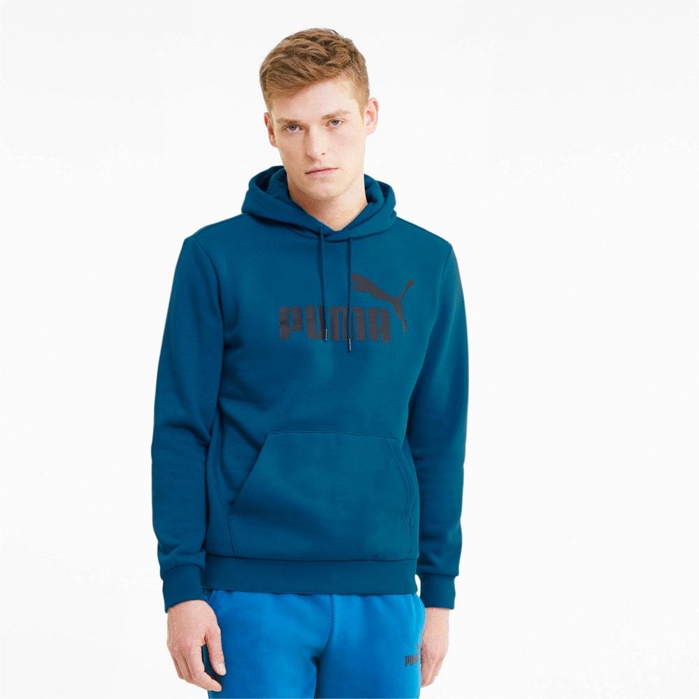 Görüntü Puma Fleece Erkek Kapüşonlu Sweatshirt #1