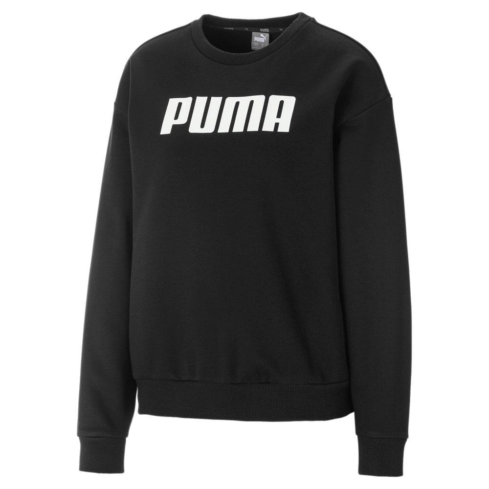 Изображение Puma Толстовка ESS PUMA Crew Sweat FL #1