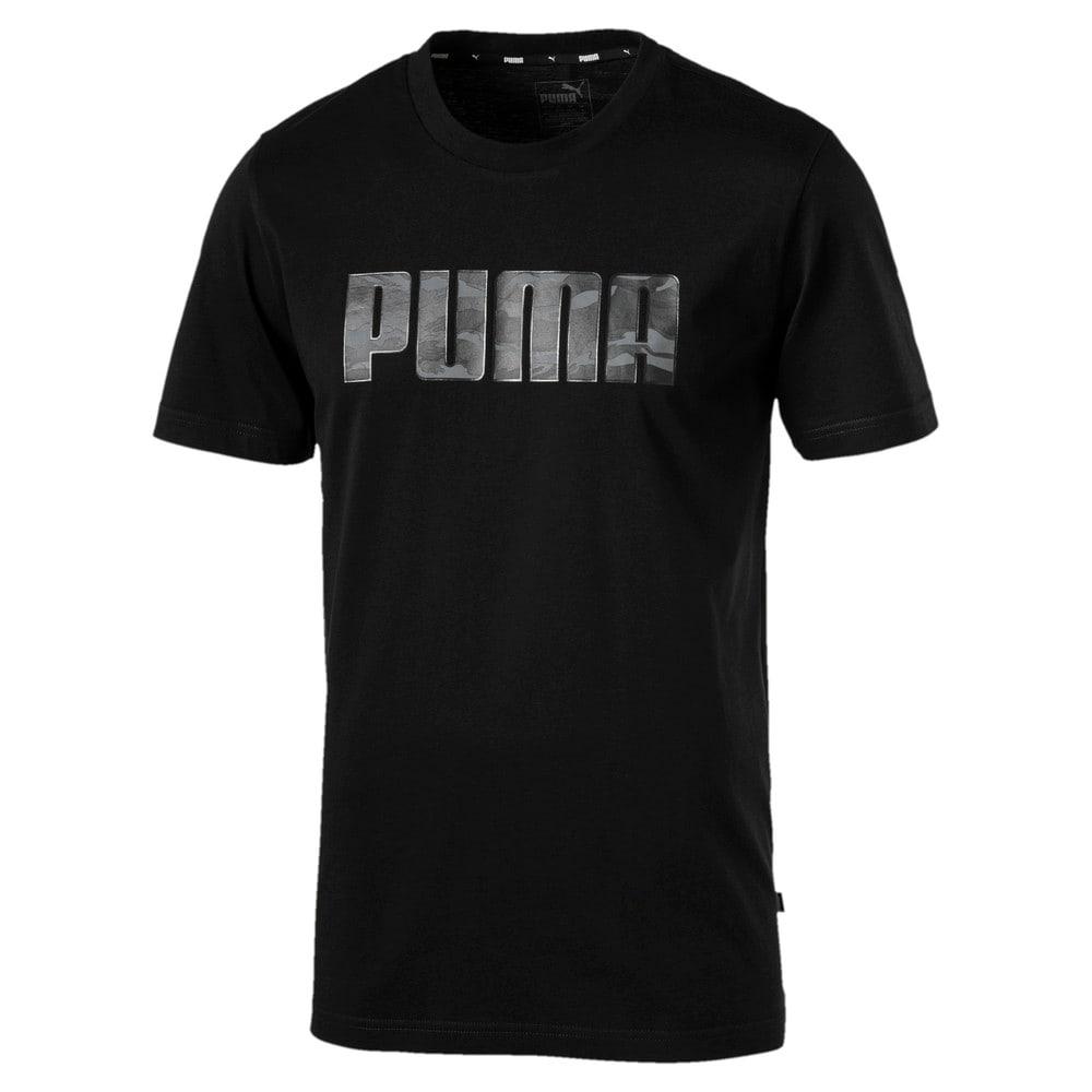 Imagen PUMA Camo Logo Tee #1