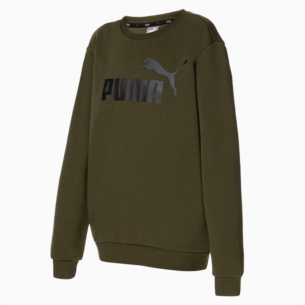 Изображение Puma Толстовка Essentials Fleece Sweat #1