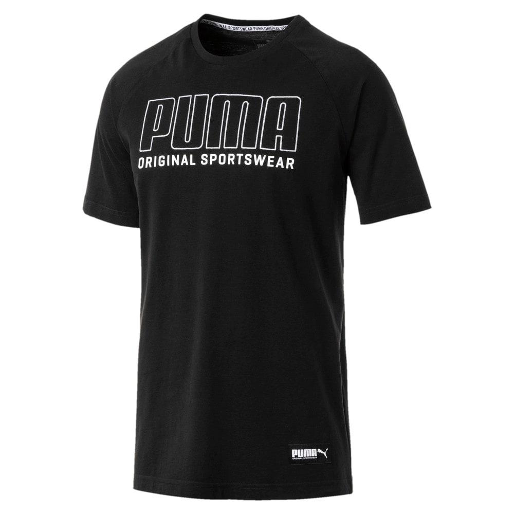 Imagen PUMA Athletics Graphic Tee #1