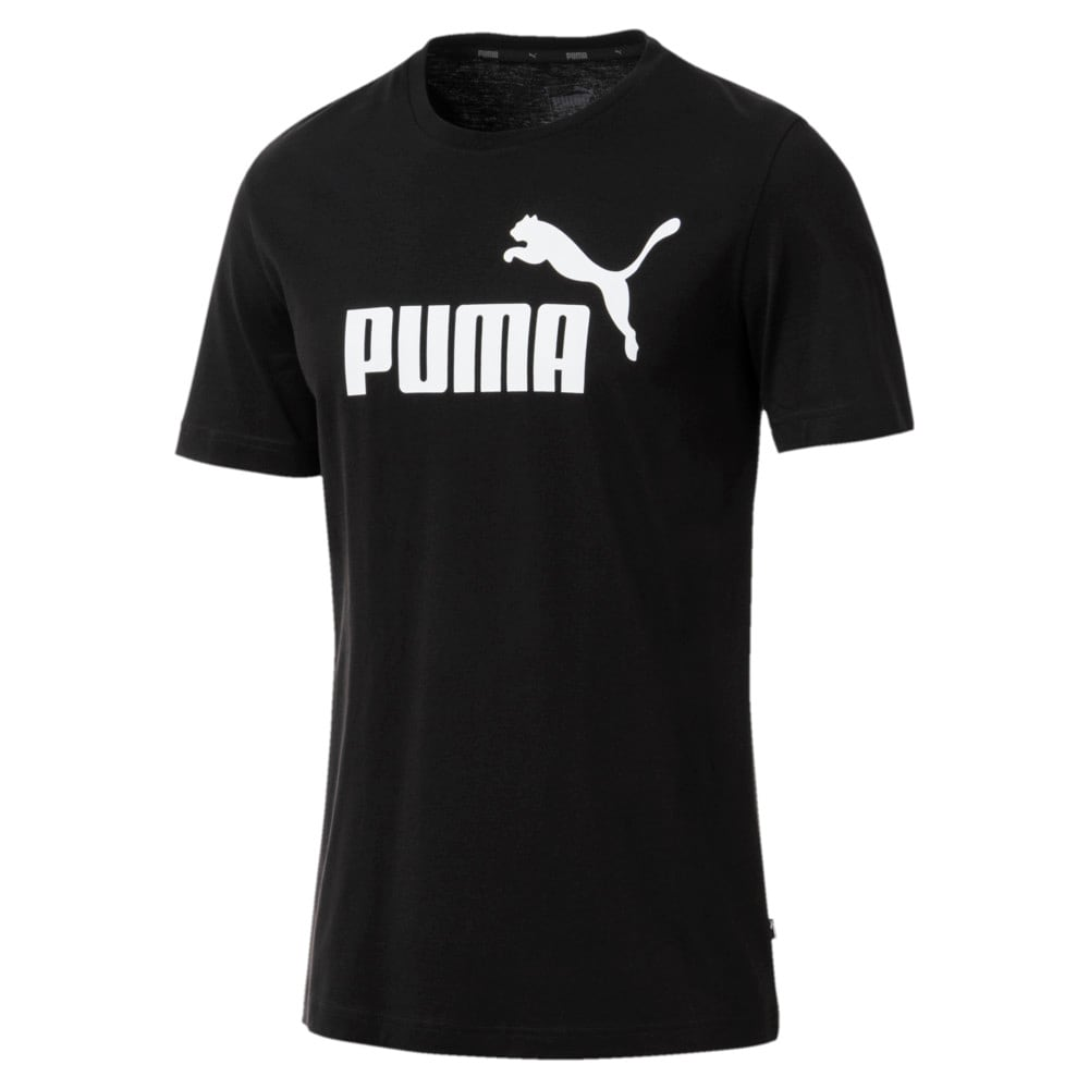 Image Puma Essentials Short Sleeve Men's Tee #1