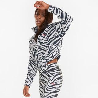 Görüntü Puma Modern Sports Baskılı Kadın Ceket