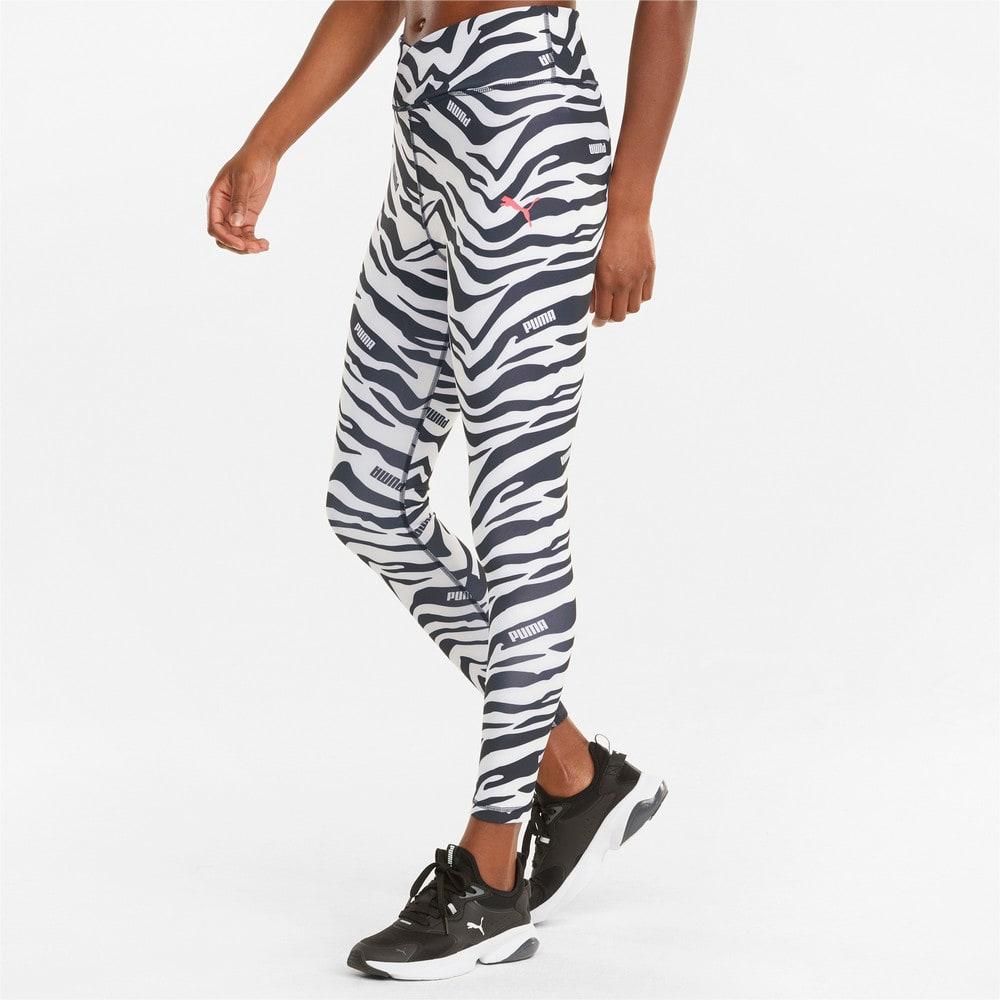Imagen PUMA Leggings estampados de largo 7/8 para mujer Modern Sports #1