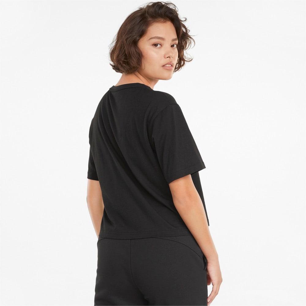 Görüntü Puma Power Kısa Kesim Kadın T-shirt #2