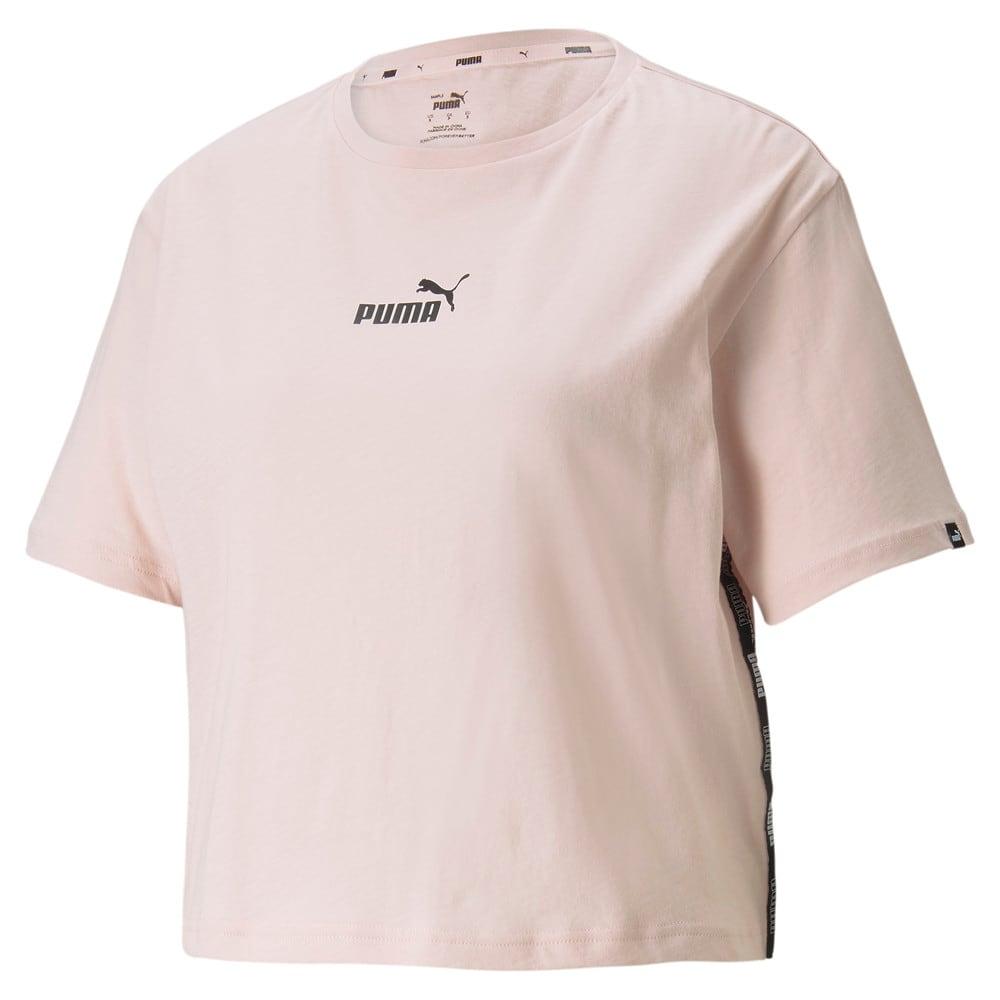 Görüntü Puma Power Kısa Kesim Kadın T-shirt #1