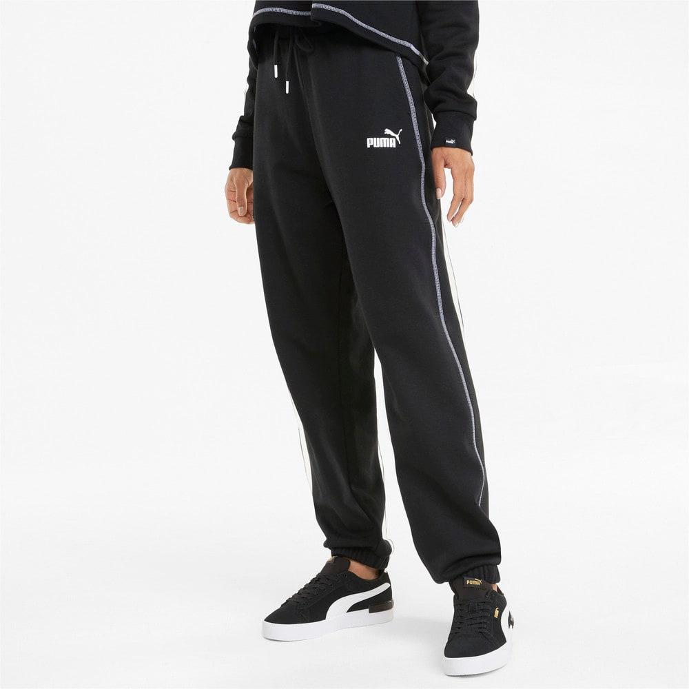 Image Puma Power Women's Cargo Sweatpants #1