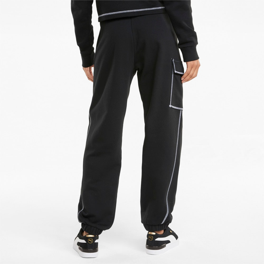 Image Puma Power Women's Cargo Sweatpants #2