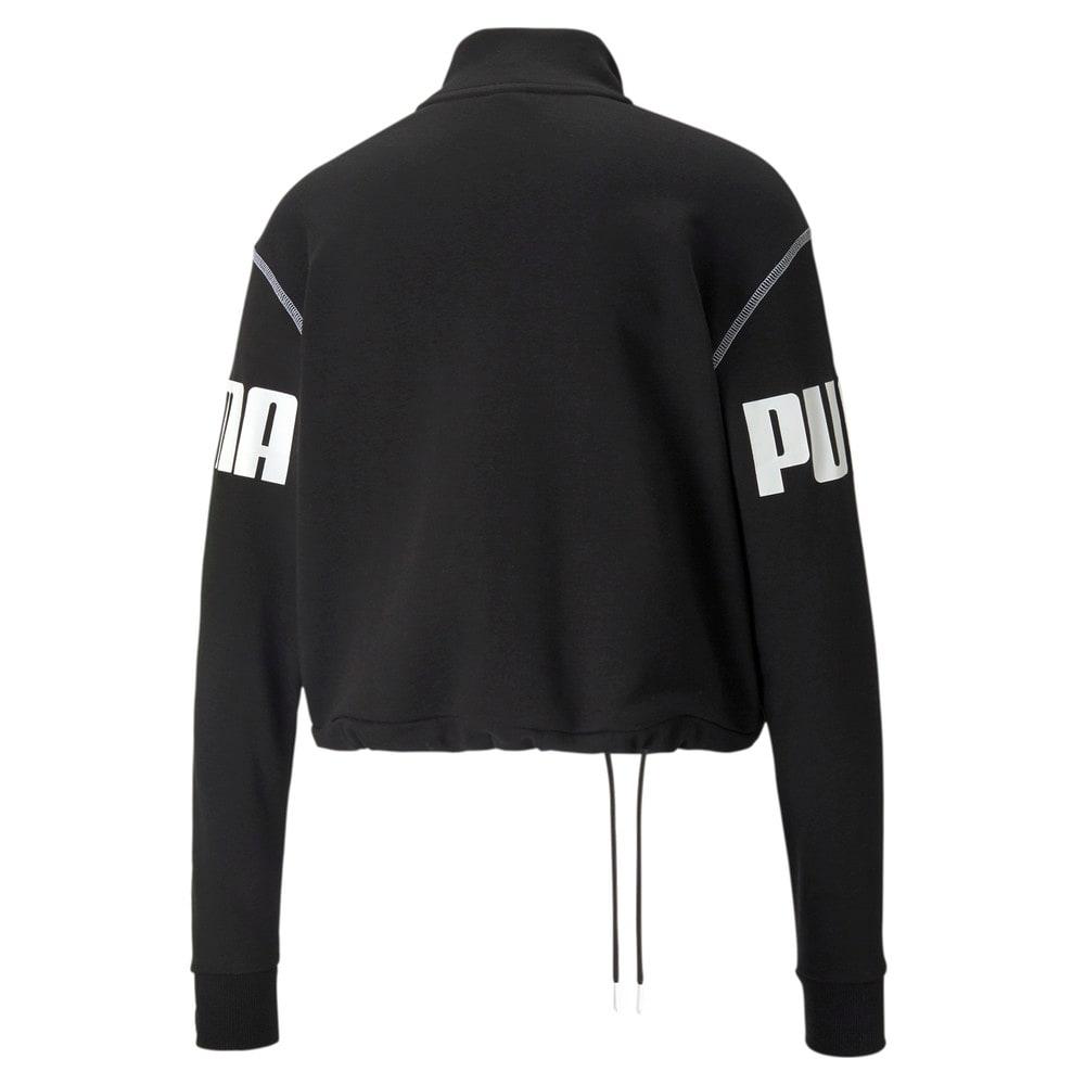 Image Puma Power Half-Zip Women's Sweatshirt<br /> #2