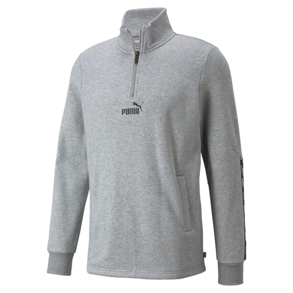 Изображение Puma Толстовка Power Half-Zip Men's Sweatshirt #1
