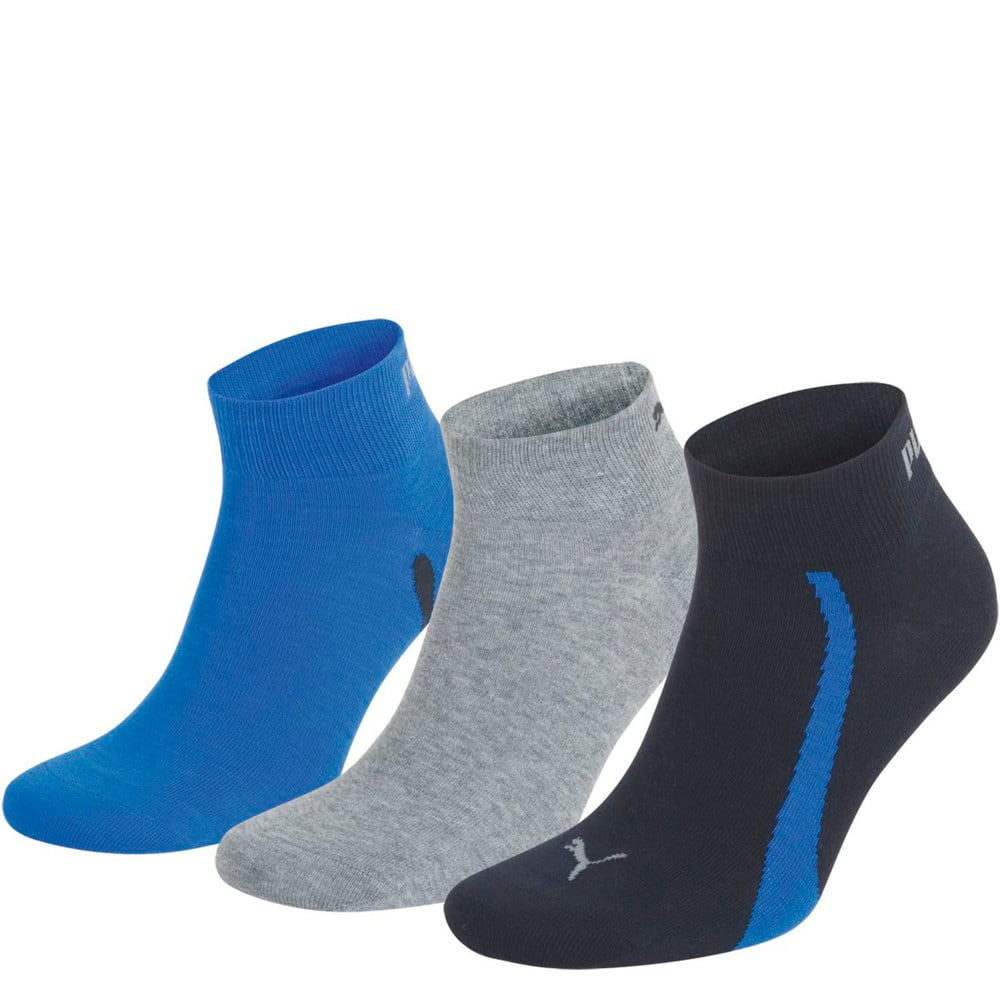 Изображение Puma Носки 3 Pack Quarter Socks #1