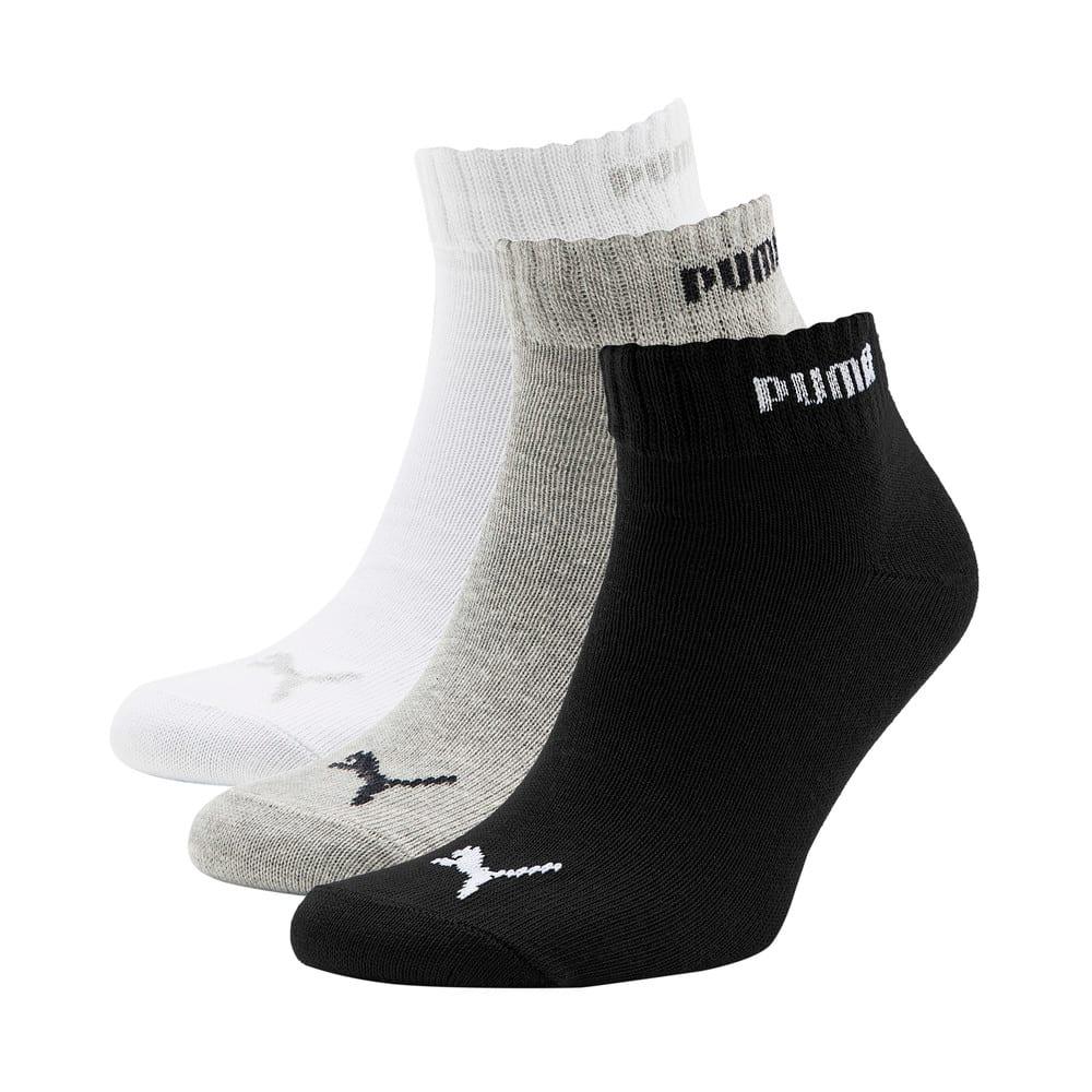 Görüntü Puma Quarter Çorap (3'lü Paket) #1