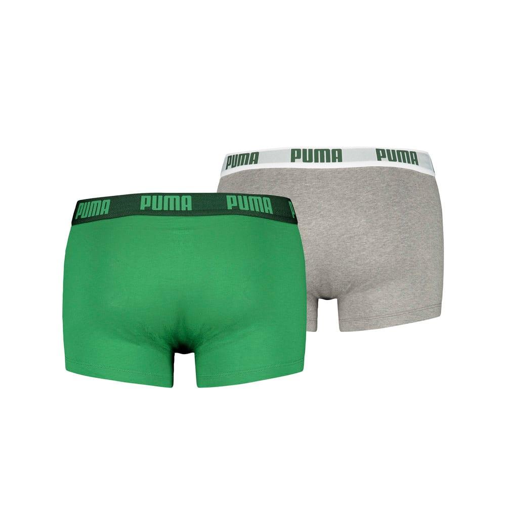 Изображение Puma Мужское нижнее белье 2 Pack Boxer Shorts #2