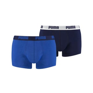 Изображение Puma Мужское нижнее белье 2 Pack Boxer Shorts