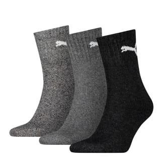 Изображение Puma Носки Unisex Short Crew Socks (3 Pack)