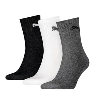 Зображення Puma Шкарпетки Unisex Short Crew Socks (3 Pack)
