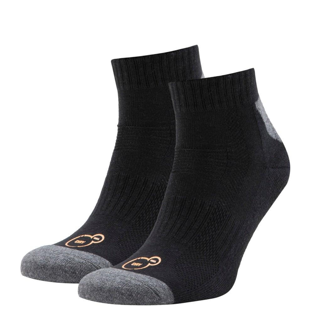 Görüntü Puma Cell MULTISPORT MEDIUM Quarter Çorap (2'li Paket) #1