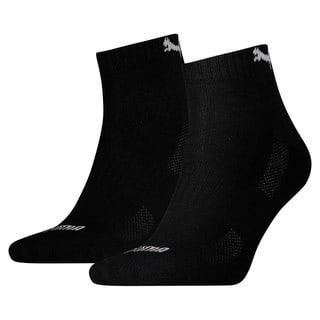 Görüntü Puma CUSHIONED Quarter Çorap (2'li Paket)