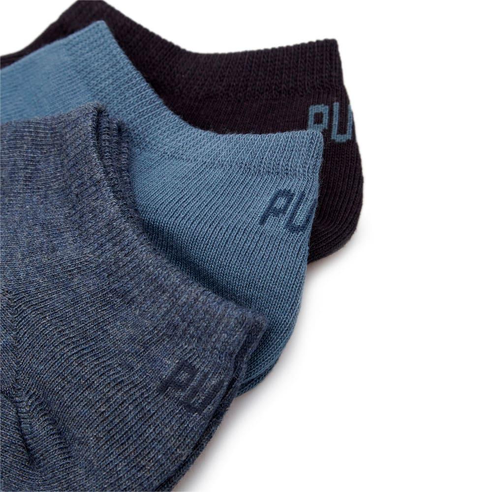 Зображення Puma Шкарпетки PUMA UNISEX SNEAKER PLAIN 3P #2