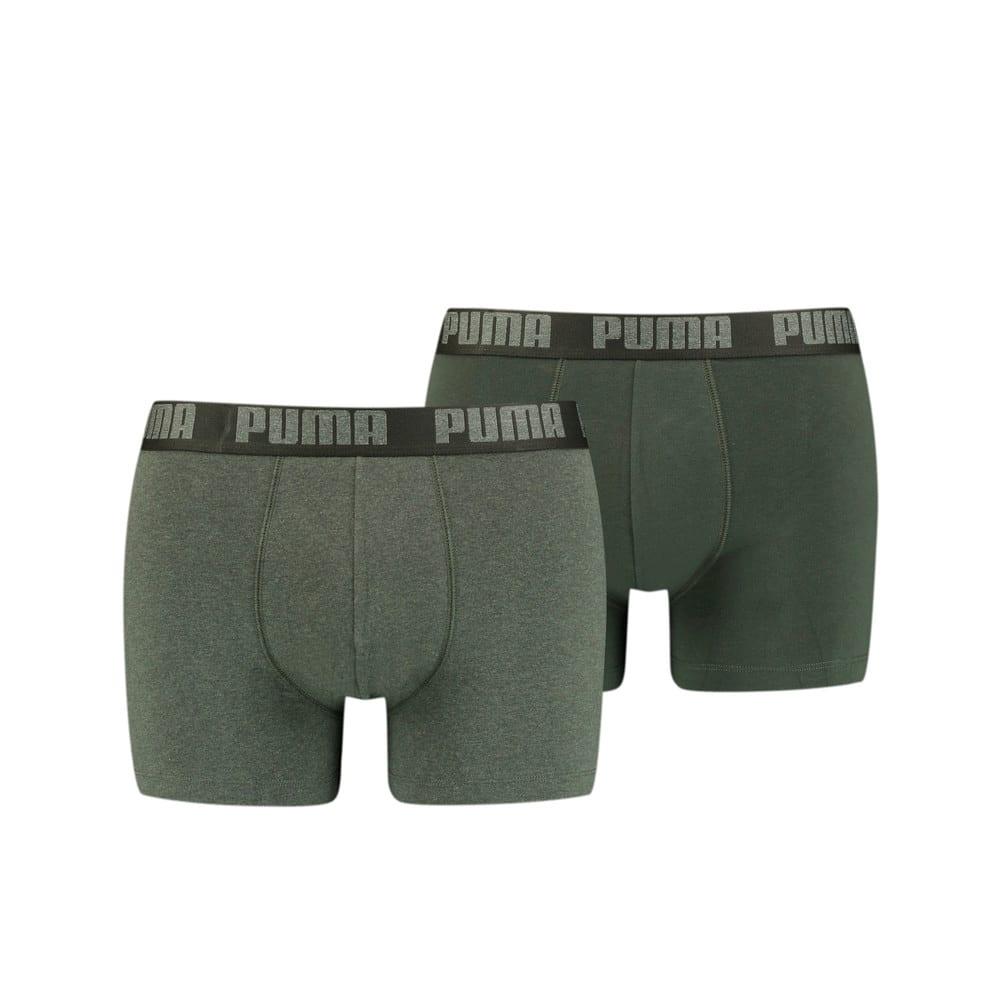 Изображение Puma Мужское нижнее белье PUMA Basic Boxer 2P #1
