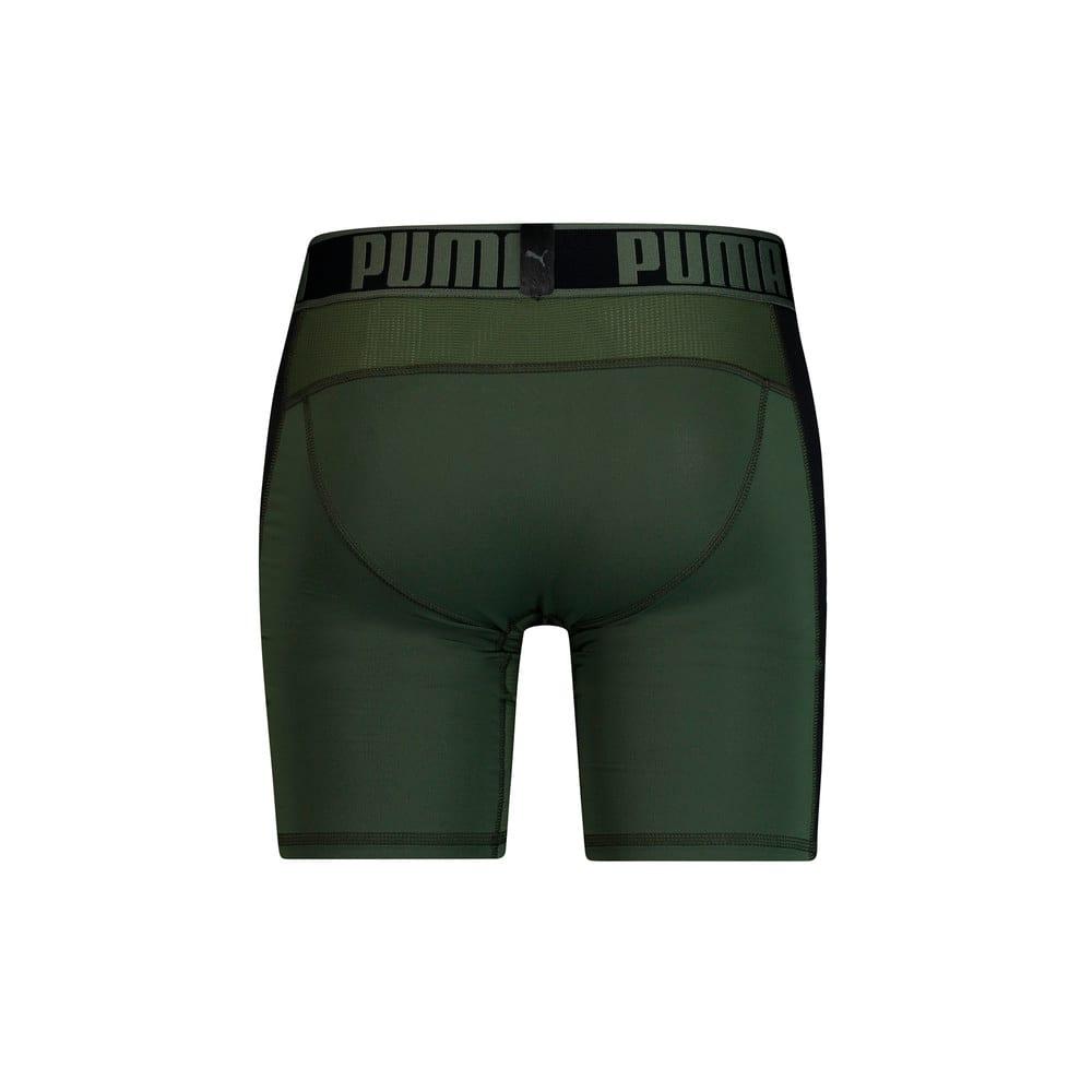 Изображение Puma Мужское нижнее белье PUMA Active Long Boxer 2P PA #2