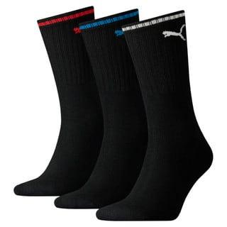 Изображение Puma Носки PUMA Unisex Sport Crew Socks With Stripe (3 Pack)