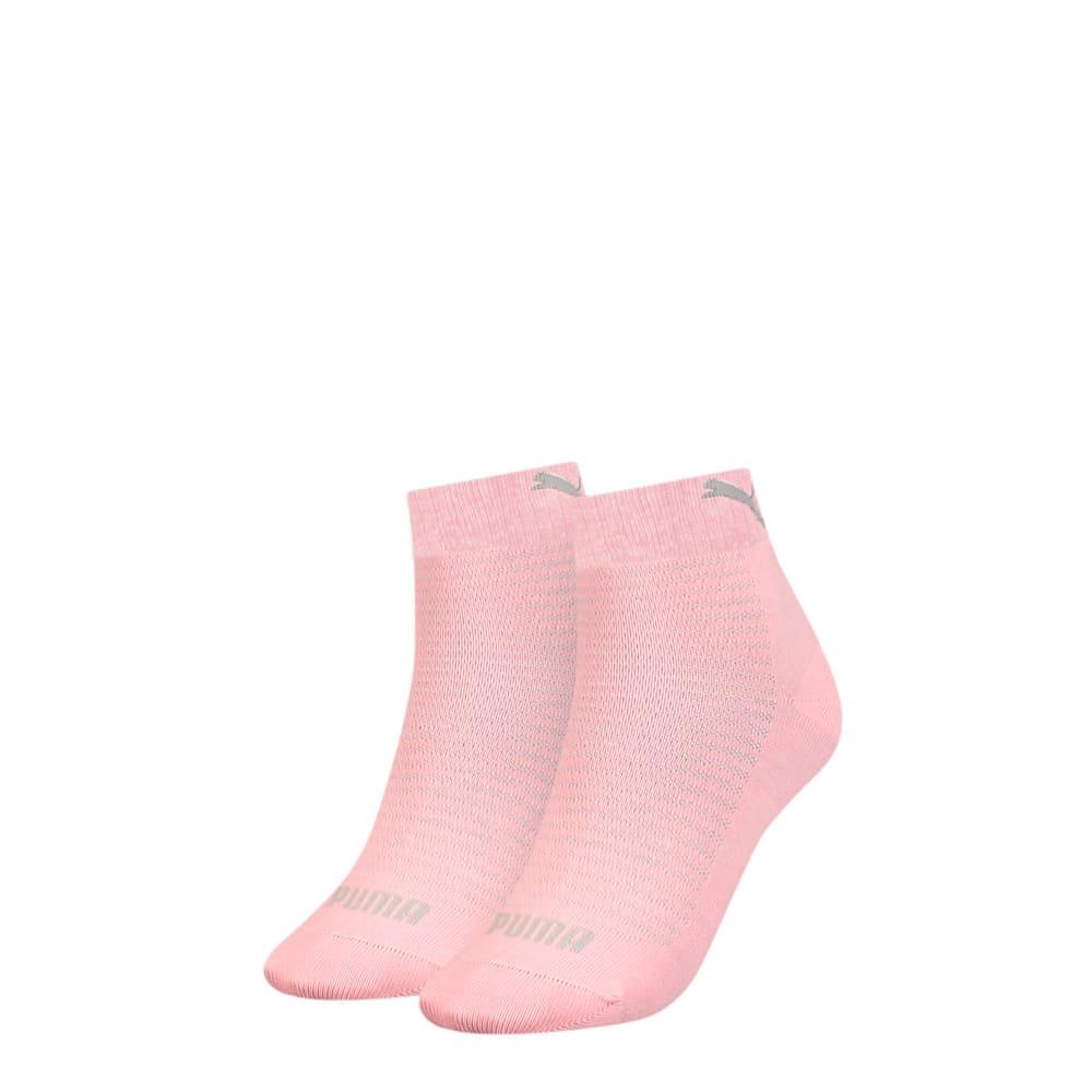 Görüntü Puma PUMA Quarter Kadın Çorap (2'li Paket) #1