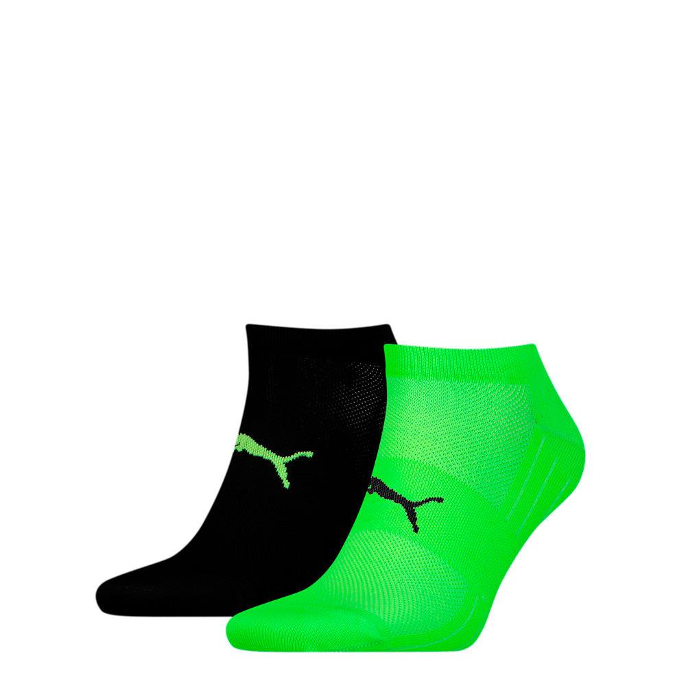 Зображення Puma Шкарпетки PUMA Performance Train Light #1: green / black