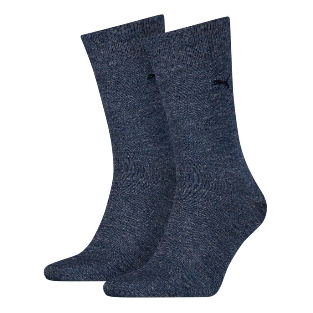 Зображення Puma Шкарпетки PUMA Classic 2PШкарпетки PUMA Classic 2P #1: denim blue