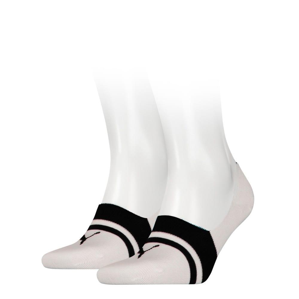 Изображение Puma Носки PUMA Unisex Heritage No-Show Socks (2 Pack) #1