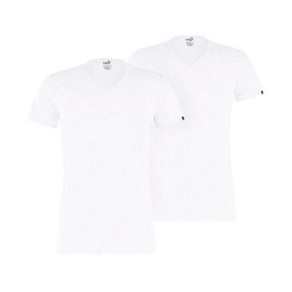 Изображение Puma Футболка PUMA Basic Men's V-Neck T-Shirt (2 Pack)