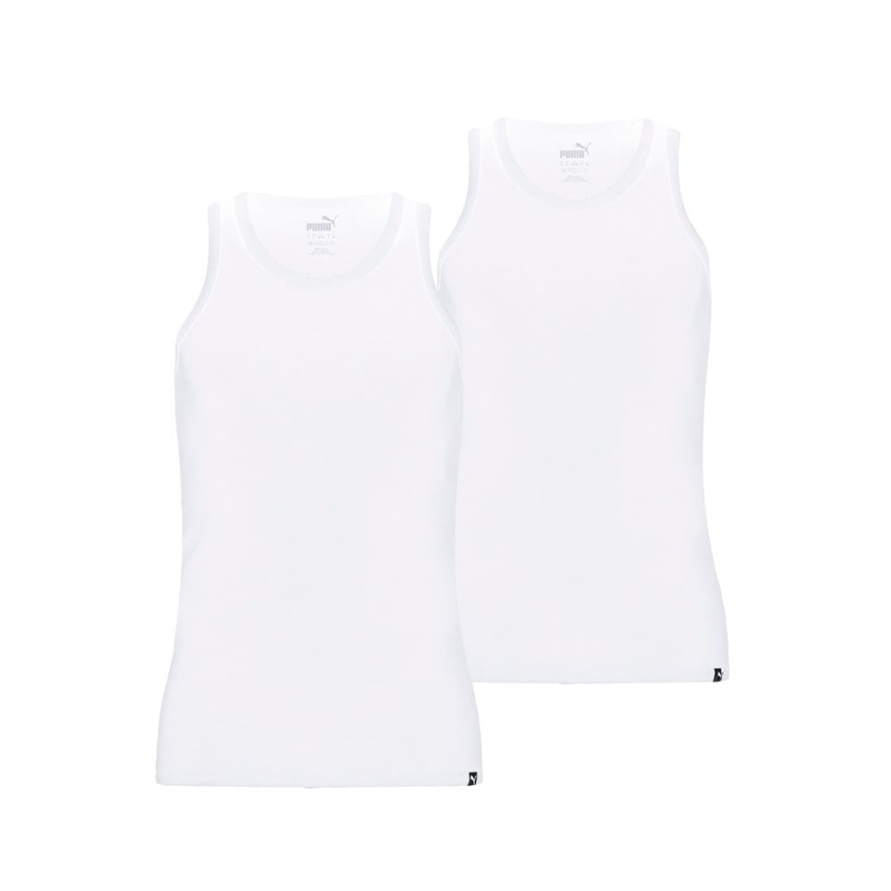Зображення Puma Майка PUMA Basic Men's Tank Top (2 Pack) #1