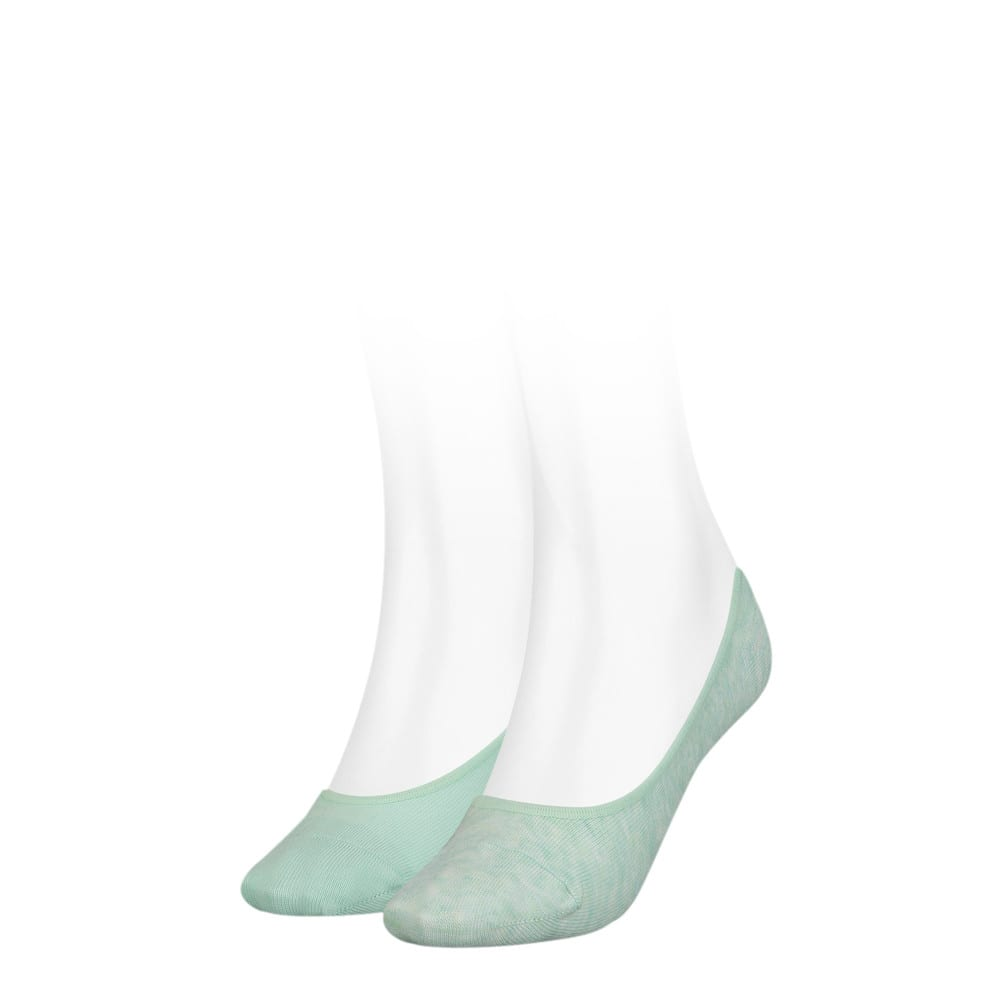 Görüntü Puma PUMA Kadın Babet Çorap (2'li Paket) #1