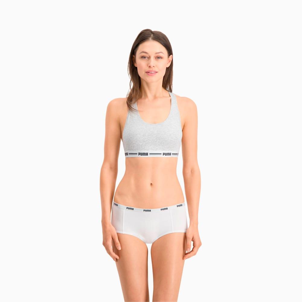 Image Puma Mini Short Women's Underwear 3 pack #2