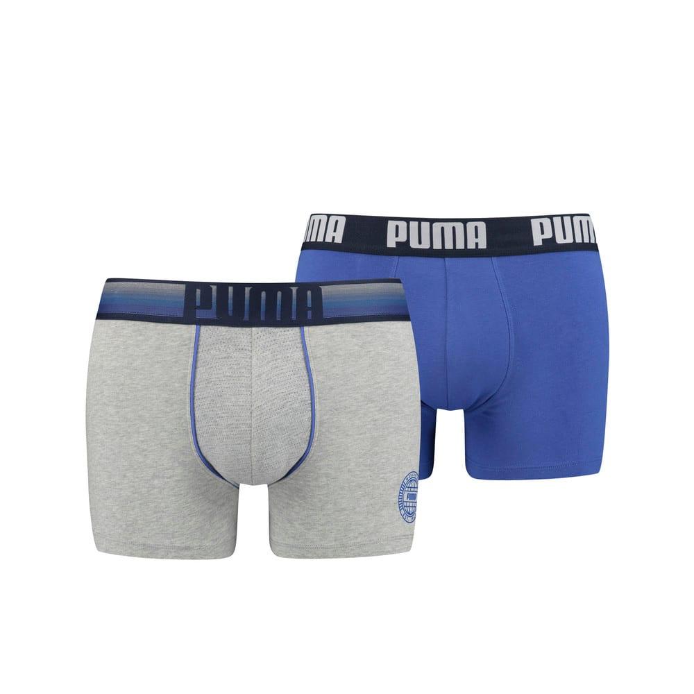 Зображення Puma Чоловіча спідня білизна PUMA Statement Bold Logo Box #1