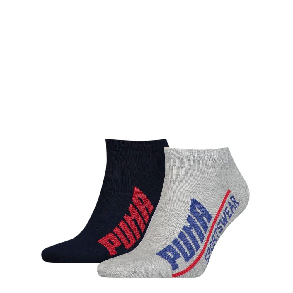 Изображение Puma Носки PUMA Men Logo Sneaker 2P #1